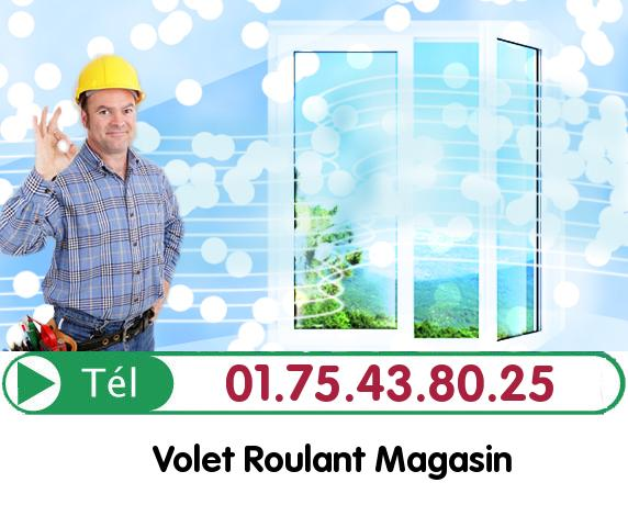 Rideau Metallique VILLERS SAINT BARTHELEMY 60650