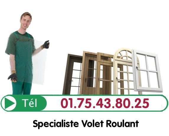 Rideau Metallique VILLERS VICOMTE 60120