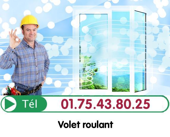 Rideau Metallique Villiers en Biere 77190